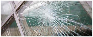 Northfleet Smashed Glass